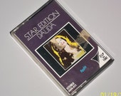 1970s Vintage Music Cassette Tape: Dalida Star Edition, 26 Pop Songs and Chansons in French and Italian.