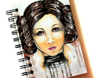 Princess Leia Journal & Sketchbook // <3