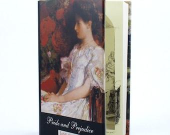 Pride and Prejudice by Jane Austen - Secret Storage Book - Jane Austen gift
