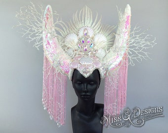 Mermaid Headdress Headpiece