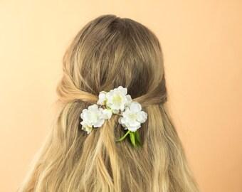 Cherry Blossom Bobby Pins