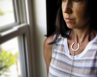 The Ellipse Necklace