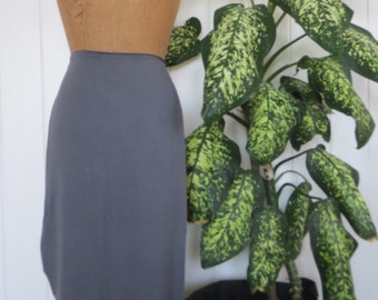 Angle Hem Skirt