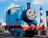 Thomas the Tank Engine TIC TAC TOE game set