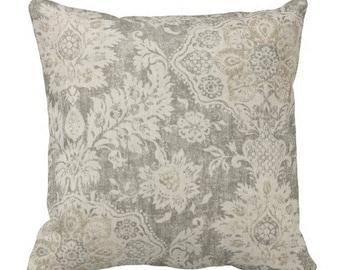 Neutral Pillows, Grey Pillows,Pillow Covers, Couch Pillows, Decorative pillows,Throw Pillows, Pillow Sets, Euro Shams, Beige Pillows