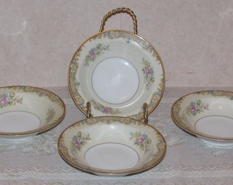 Noritake Carmela Fruit and Dessert Bowls - Set of 4
