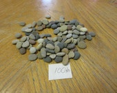 100 Beach Stones Lake Michigan Stone Supplies Stone Crafts Hand Selected