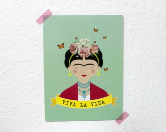 Art Frida Kahlo