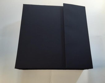81/4 x 81/4 handmade blank mini album/scrapbook album with pages