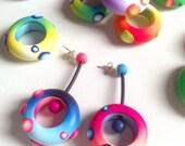 Nidos earrings