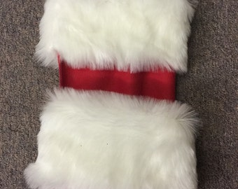 Gorgeous luxury fur boot toppers
