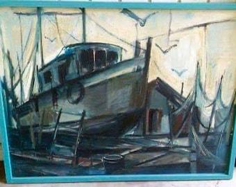 Boats by Livia