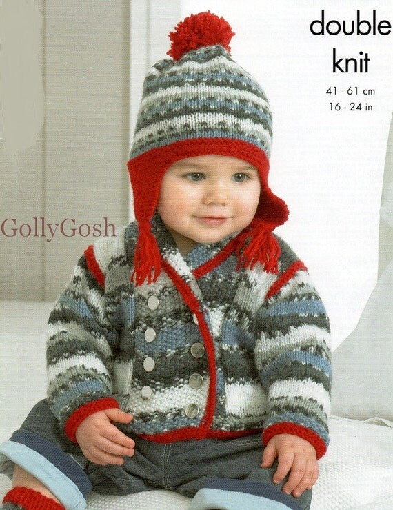 PDF Knitting Pattern for a Pretty Fair Isle/Nordic Jacket, Sweater ...