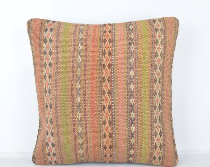 Decorative Pillows, KP773, Designer Pillows, Kilim pillow, Bohemian Decor, Wool Pillow,  Bohemian Pillow, Accent Pillows, Throw Pillows