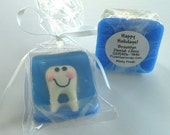 Tooth Soap Favors