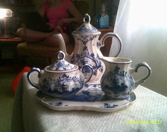 Delphi Tea Service