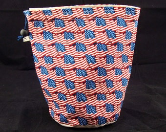 SALE R Project bag 139 stars and stripes