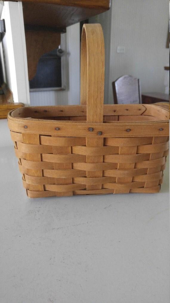 Handmade Longaberger Basket Liners : Longaberger basket handmade