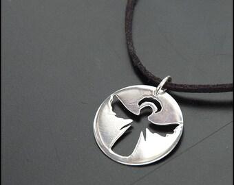 Angel - Sterling silver pendant
