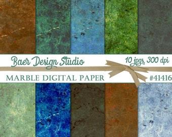 Stone Digital Paper, Concrete Digital Paper, Fathers Day Digital Paper, Blue Textured Digital Paper, Photography Backgrounds, #41416