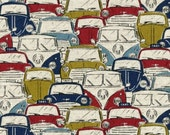 Cosmo - Japanese Canvas - Groovy Cars