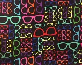 RJR - Geekery - Bright Sunglasses on Black