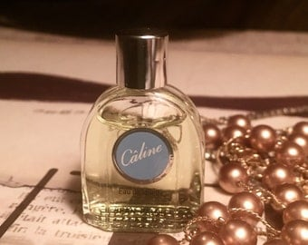 Patou Caline by Jean Patou  / 6ml Miniature eau de toilette rare ub