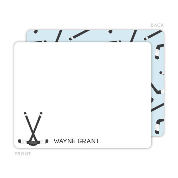 il_570xn - Personalized Flat Note Cards