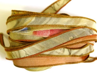 Wrap Bracelet Ribbon Mix, W123