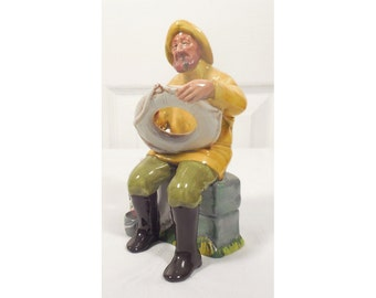 The Boatman Figurine Royal Doulton 2417