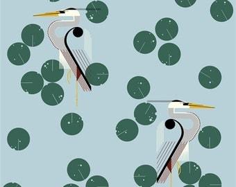 Maritime - Herondipity - Charley Harper for Birch Fabrics - CH-28 - 1/2 yd