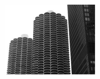 Chicago Architecture Photo Print