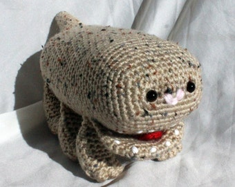 Amigurumi Woola the Calot, Made to Order
