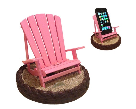 iBeach - A Beach Chair for Smartphones - iPhone, Galaxy or any other... even Plus-size Phones