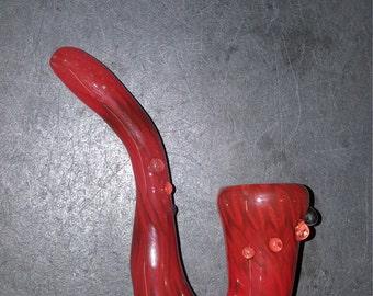 Red 2 piece sherlock
