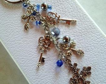 Key Chain Key Ring Pearly Gates
