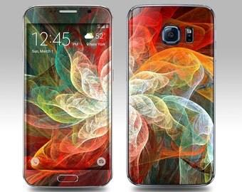 COSMOS Galaxy Decal Galaxy Skin Galaxy Cover Galaxy S6 Skin, Galaxy S6 Edge Decal Galaxy Note Skin Galaxy Note Decal Cover