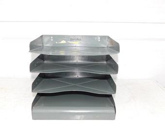Industrial Metal Vertiflex Standard Size Paper Shelf Sorter File Cabinet