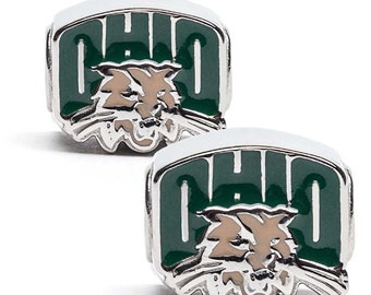 Ohio University Bobcats Bead Charm Set