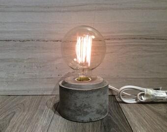 Sale-Concrete Table Lamp