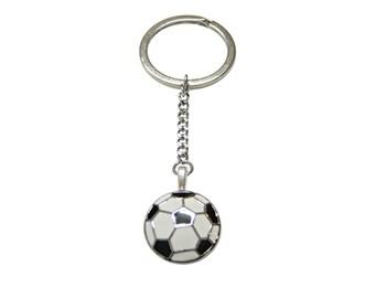 Soccer Ball Pendant Keychain