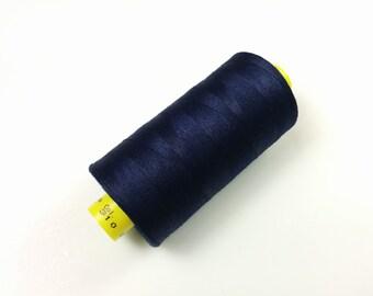 Sewing Thread, Navy Blue #310 Gutermann Superior Sewing Thread on 1094 Yard Spool