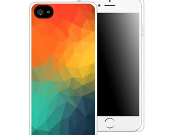 Rainbow Prism Printed Cell Phone Case