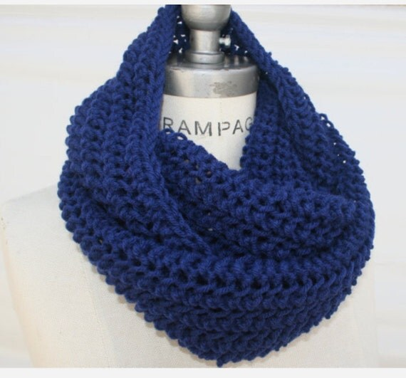 Knitting Items To Sell : Best selling shops items handmade hand knit knitted infinity
