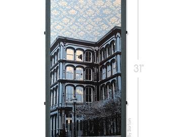 1840's Ballroom Wallpaper