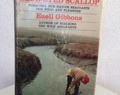 Vintage 1964 book Stalking the Blue-eyed Scallop by Euell Gibbons hardback