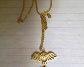 Hogwarts Letter Necklace