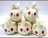 Small Ninetails Stacking Plush
