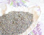 1/2 lb., Aromatic French Natural Dried Lavender Buds, Great for Sachets, Pillows, Wedding Toss, Favors