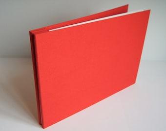 "Portfolio Book – 11x14"" –  Choice of Colors, Add Logo, Horizontal, Vertical, Photography Portfolio, Graphic Design Portfolio, Personalized"
